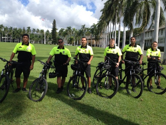 8th MP bike patrol serves the garrison's communities