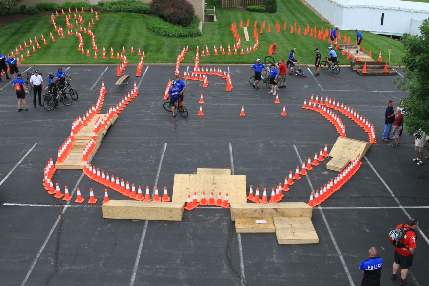 Competition 2010: Attack of the 999 Cones