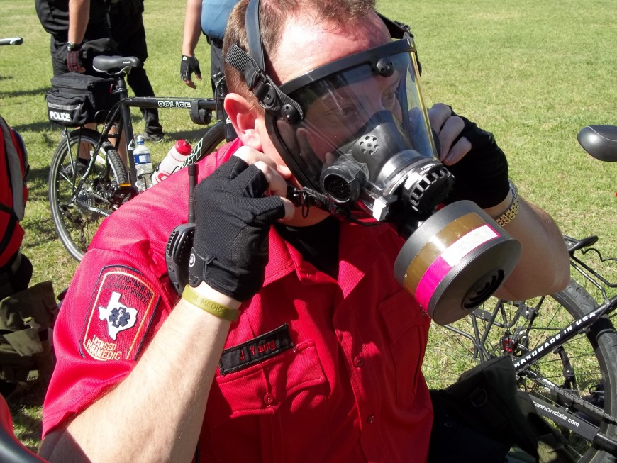 Bicycle Response Team Training Now Available to EMS