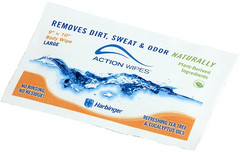 Action Wipes:  Ready for Action