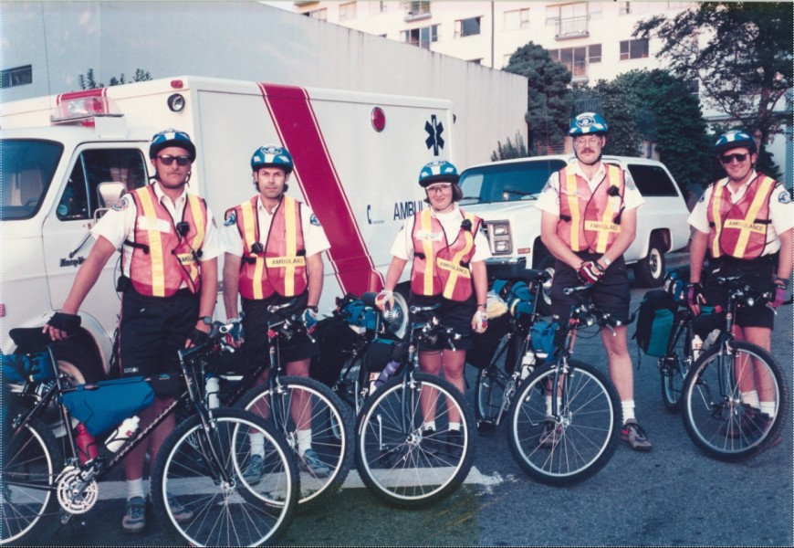 A Brief History of EMS Cycling