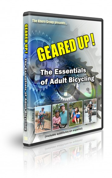 Geared UP!  The Essentials of Adult Bicycling