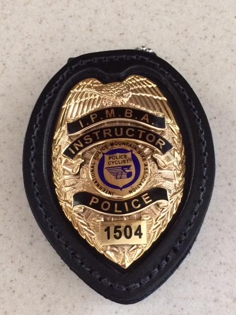 IPMBA Badge