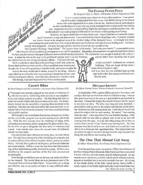 IPMBA News Vol. 4 No. 6  December 1995