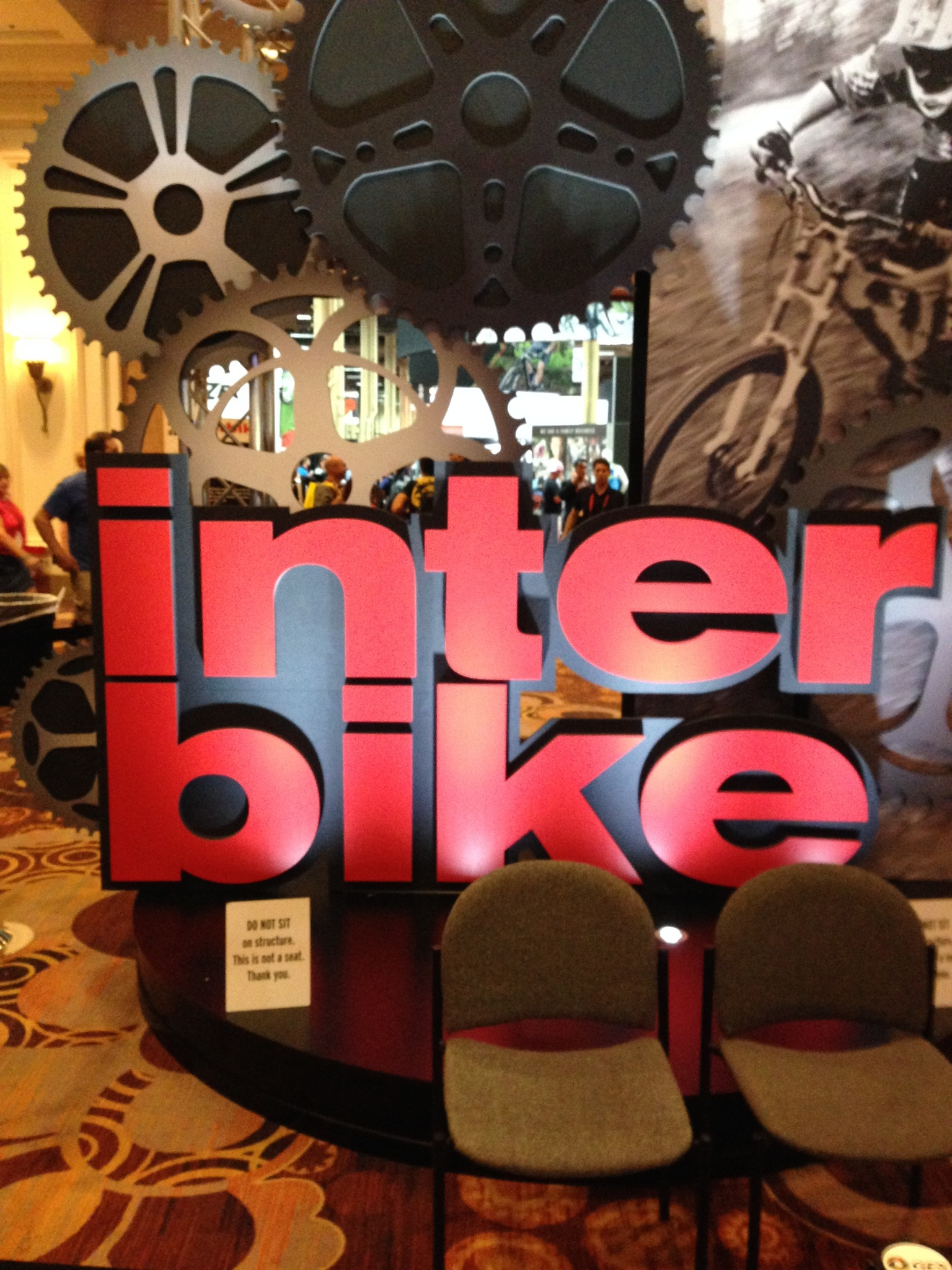 Interbike 2014:  No Disappointment!