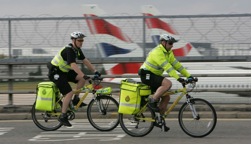 Treating Travellers in the Terminal: London Heathrow CRU Profile