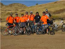 Larimer County Search and Rescue EMS Bike Training