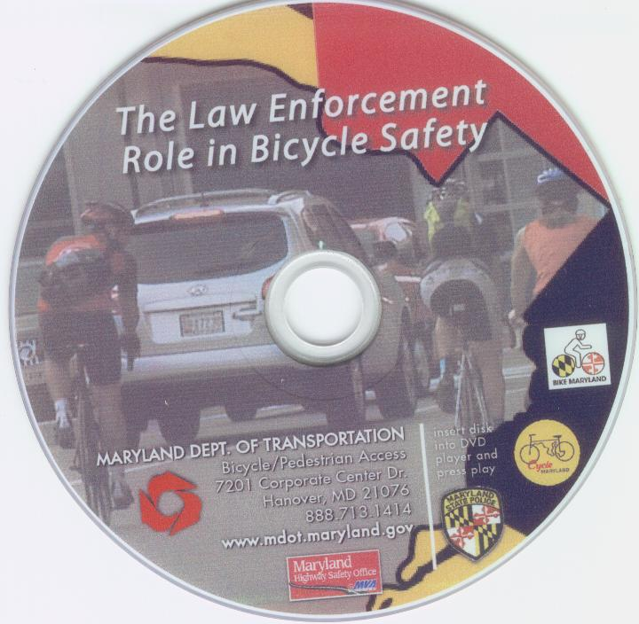 Maryland Bicycle Enforcement Training Video