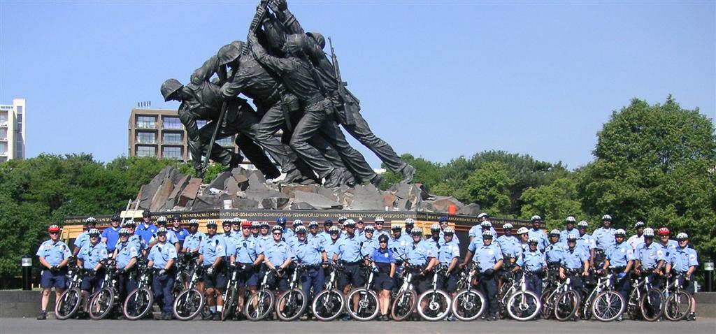 Metropolitan Police Officer Memorial Day Ride