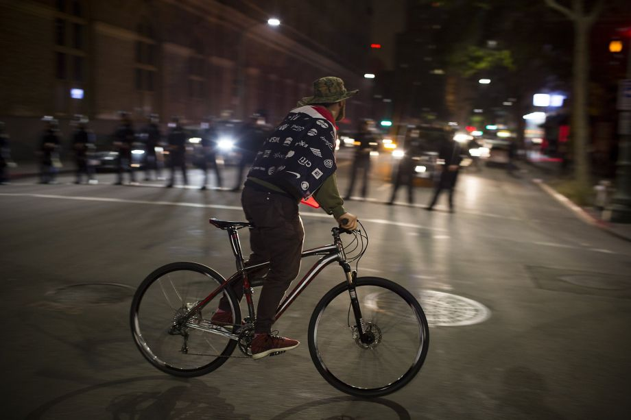 Oakland should invest in bicycles for police