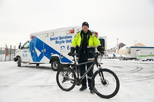 I Want Your Job: Ryan Toth, Bike Paramedic