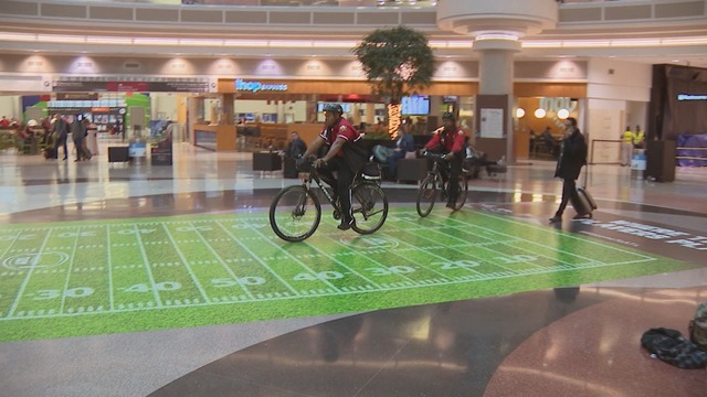 Atlanta Fire adds more medics on bikes in preparation of Super Bowl fans at the airport