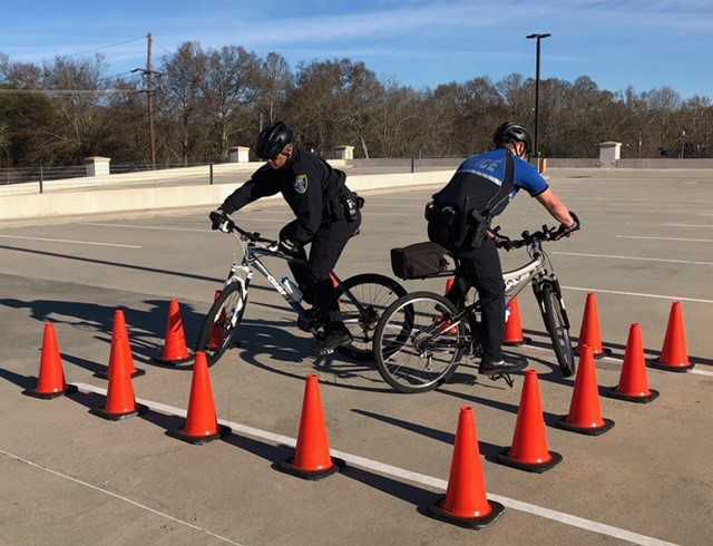Covington police will take to the streets on bikes