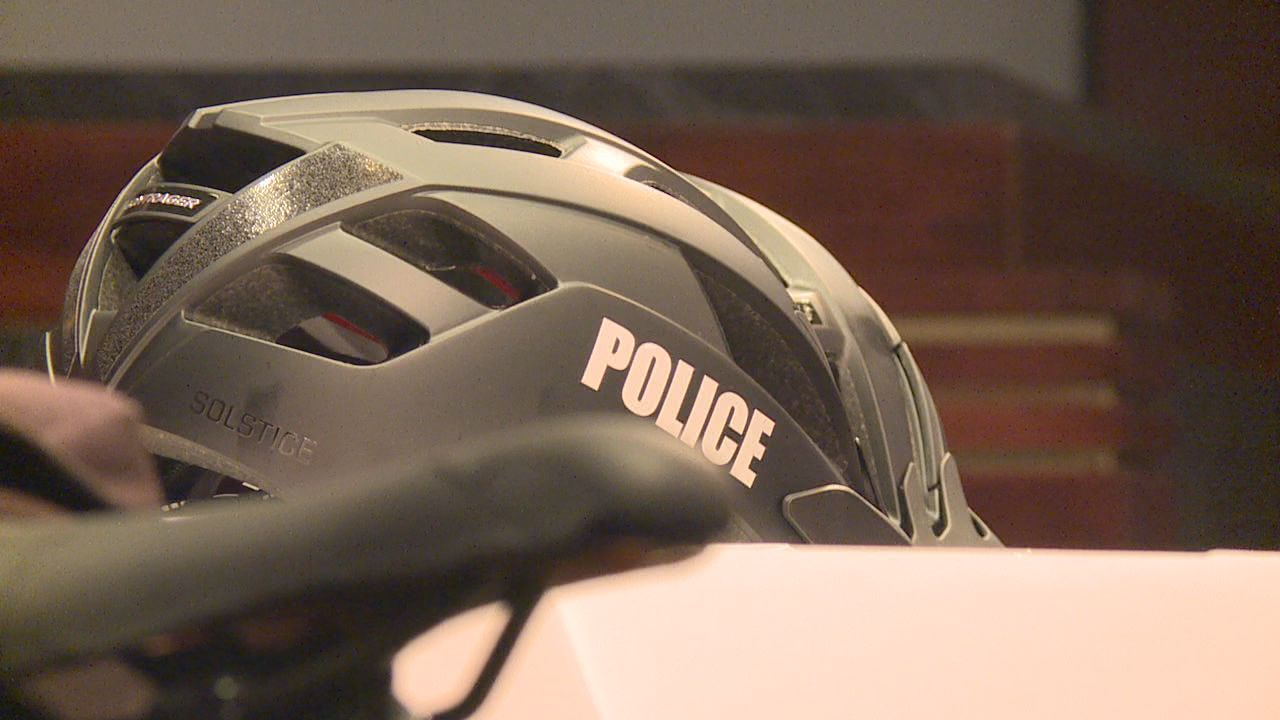 Shreveport Police bike patrol unit gets a dozen new helmets