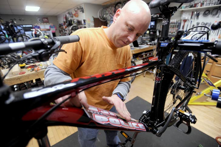 Total Cyclery to put Kenosha cops on new bikes