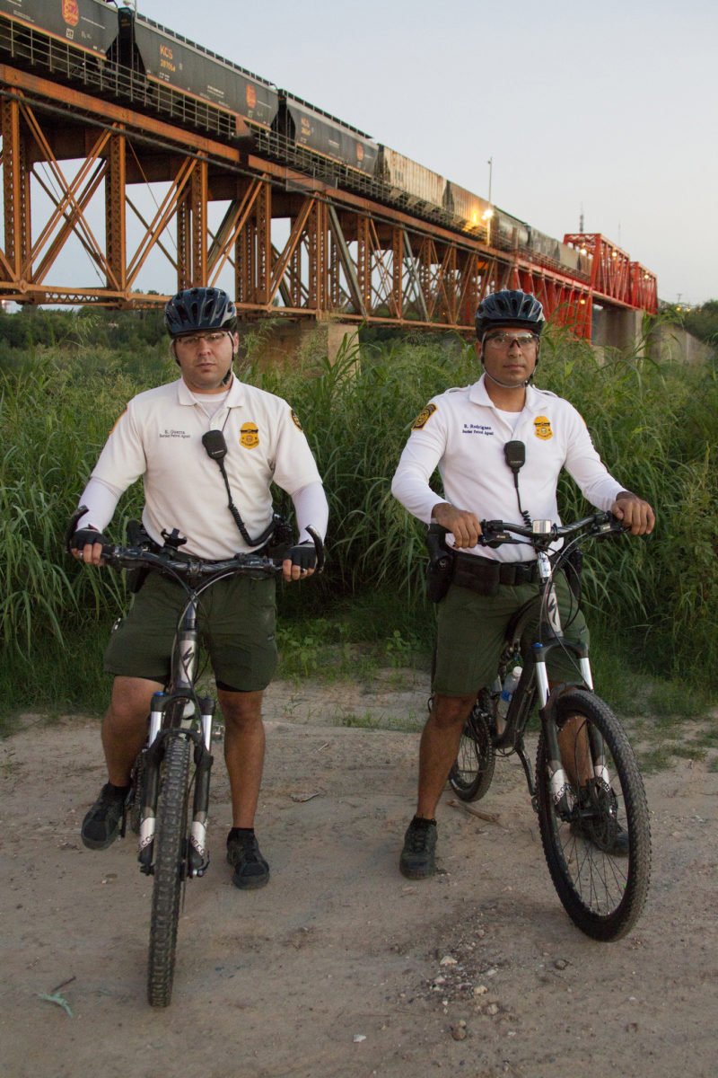 How the US Border Patrol is Using Mountain Bikes to Secure the Border