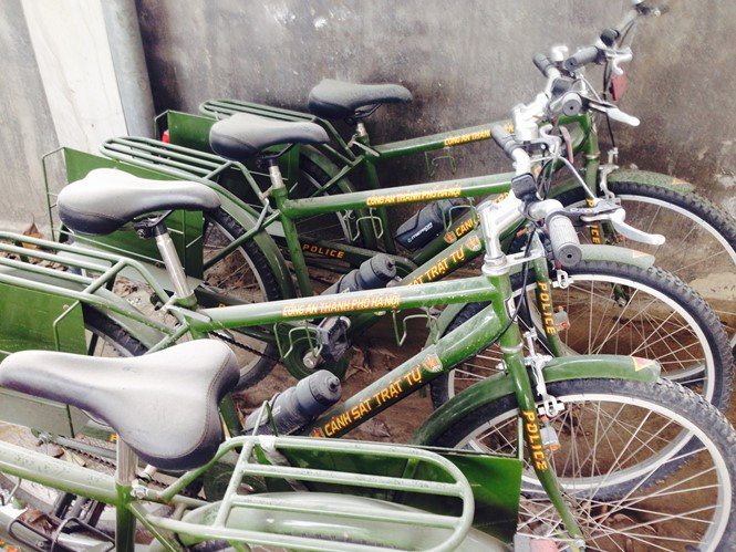 Hanoi police's bike patrol plan is on the wrong track