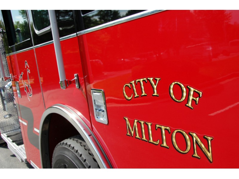 Group Raises Funds To Purchase Bikes For Milton Police, Fire Departments