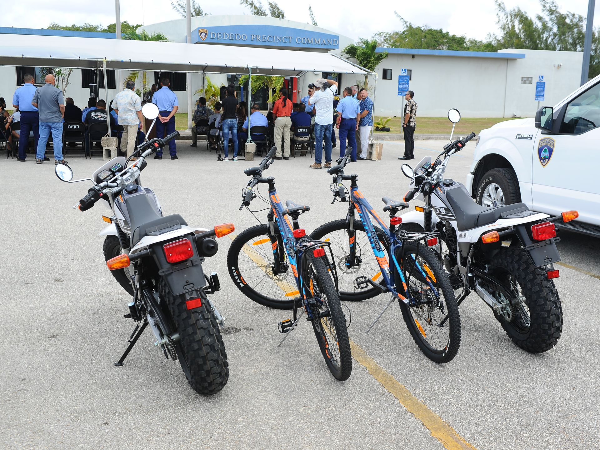Bike donations support GPD's village patrol, visibility in community