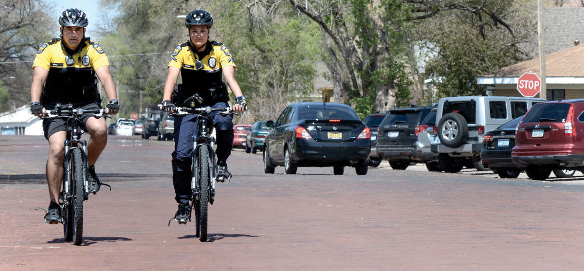Garden City Police bicycle patrol back in force