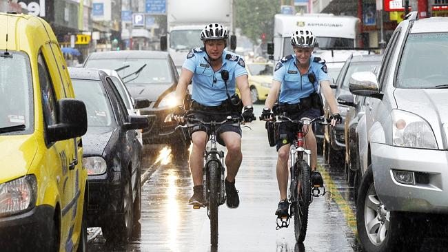 Prahran police will target road users by bike these holidays