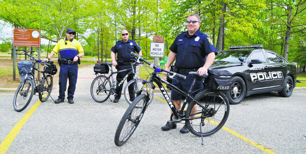 Silent guardians: PCPD launches Mountain Bike Patrol Unit as a means to displace crime in the city
