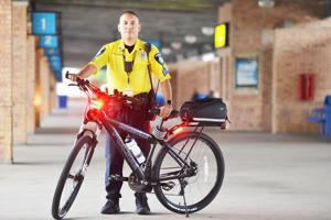 Brownsville bike patrol supervisor is ultimate family man