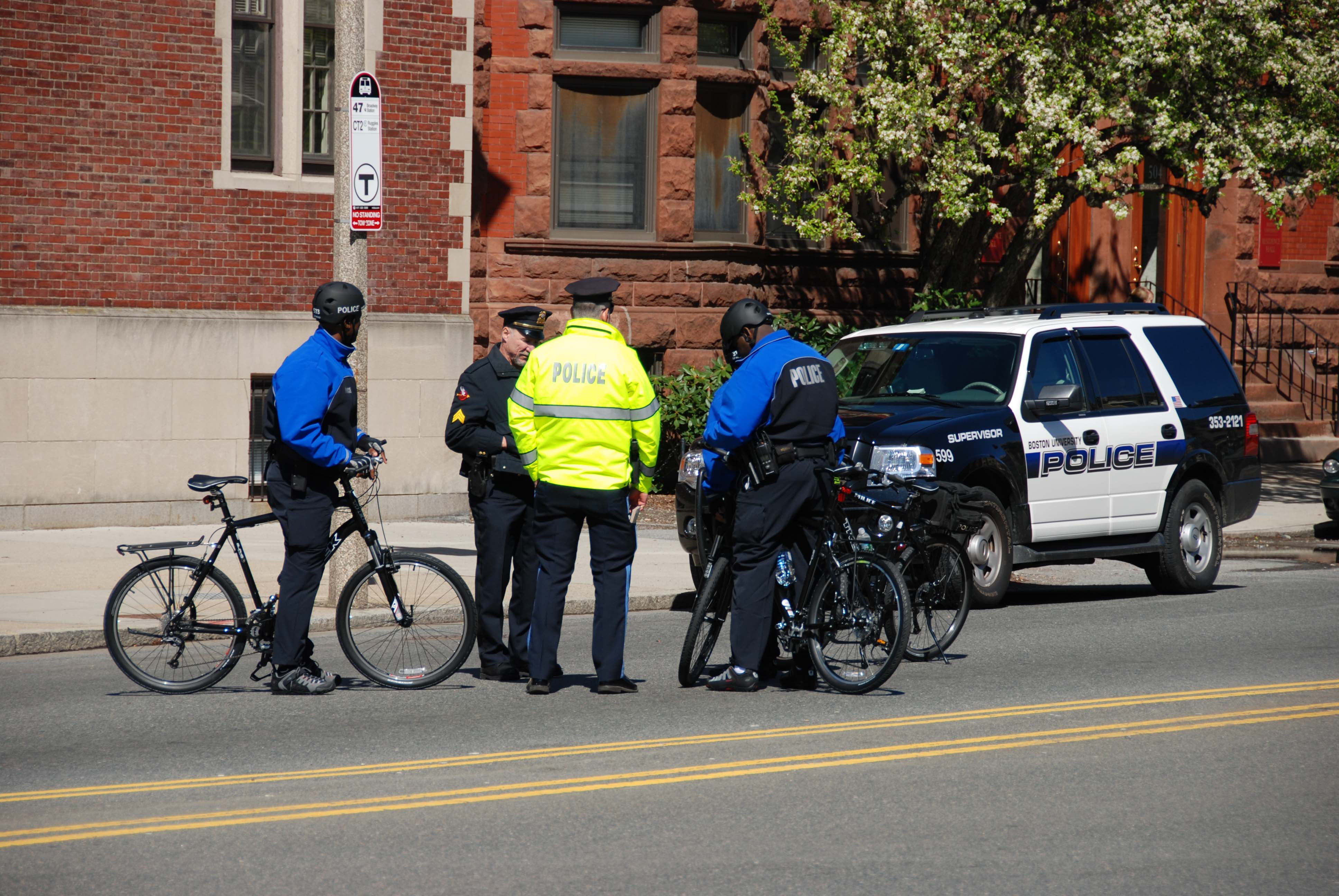 TWO-WHEELED JUSTICE: MODERN BICYCLE POLICING