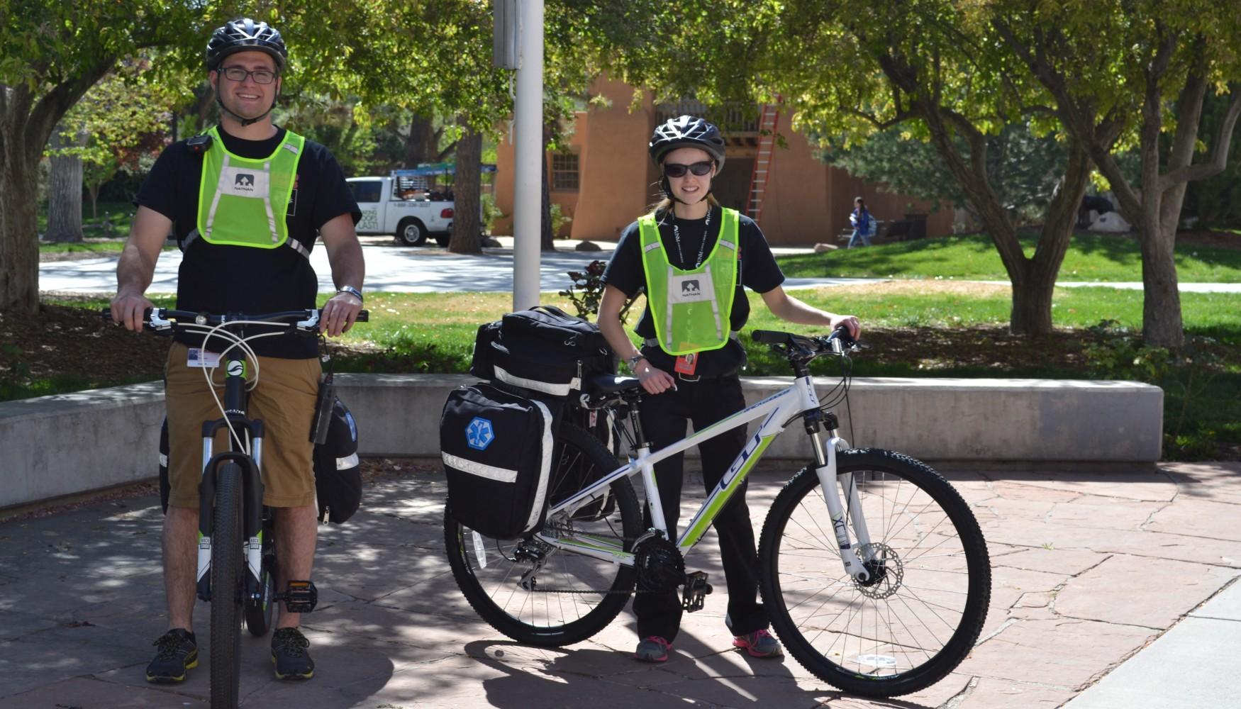 UNM EMS launches new campus safety bike patrol