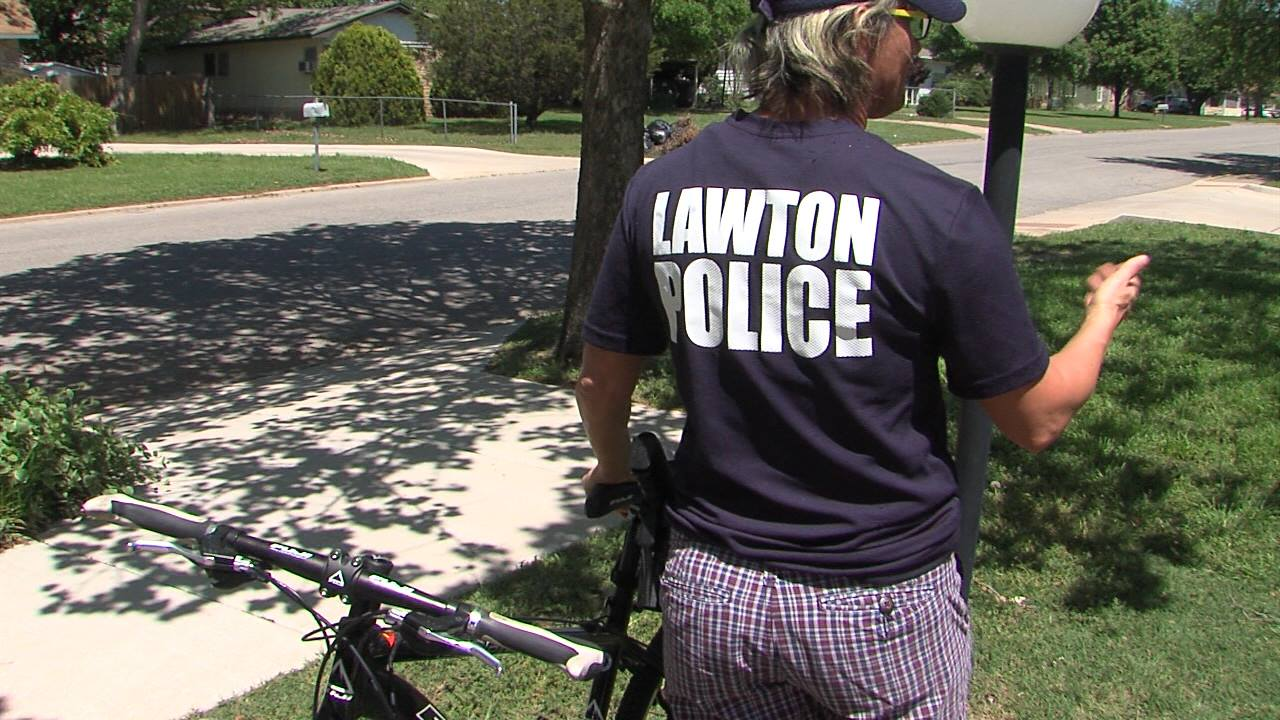Group raises money for bike patrol officers
