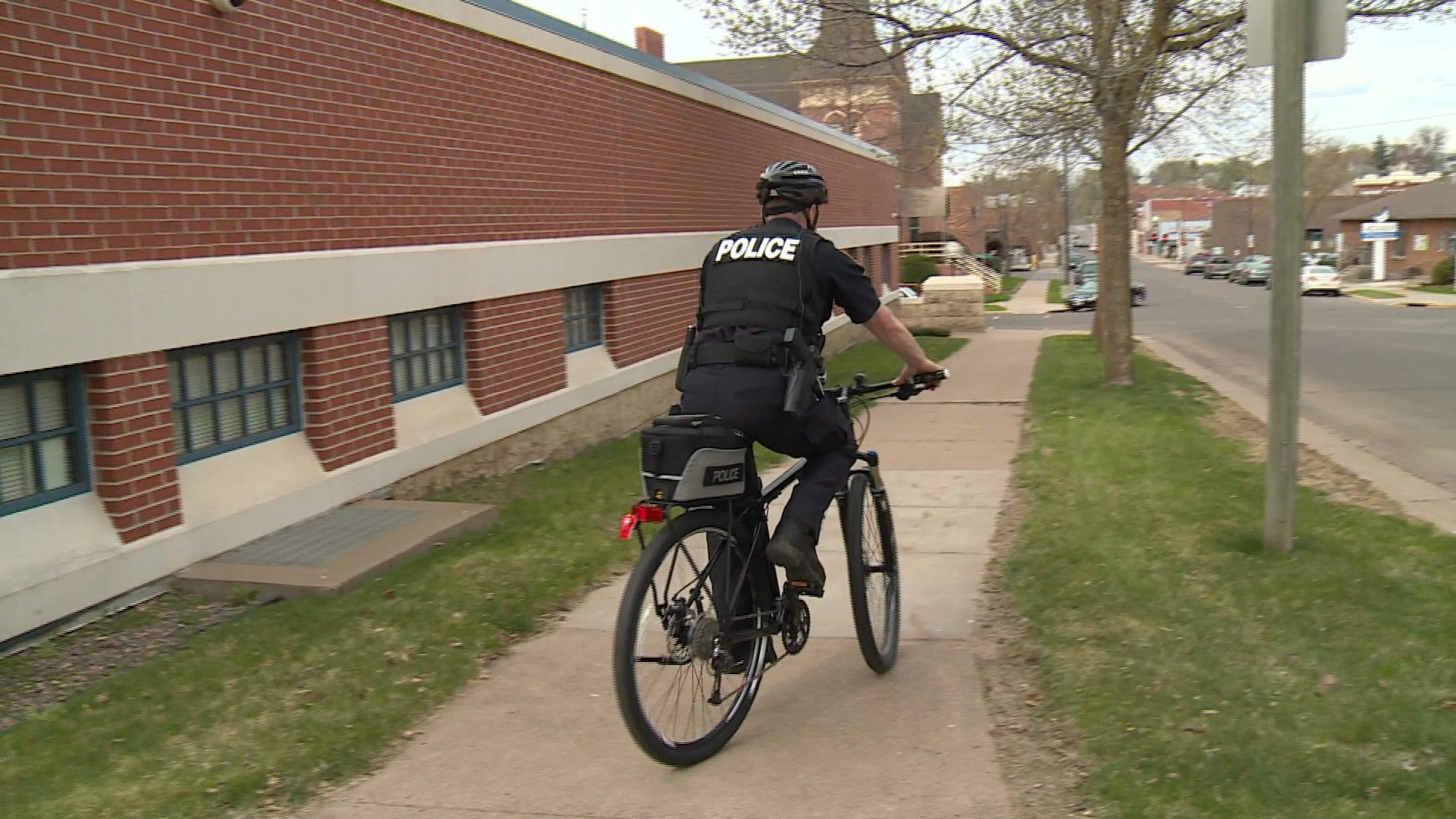 Chippewa Falls Police stepping up bike patrols