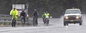 Juneau police pedal to bike school