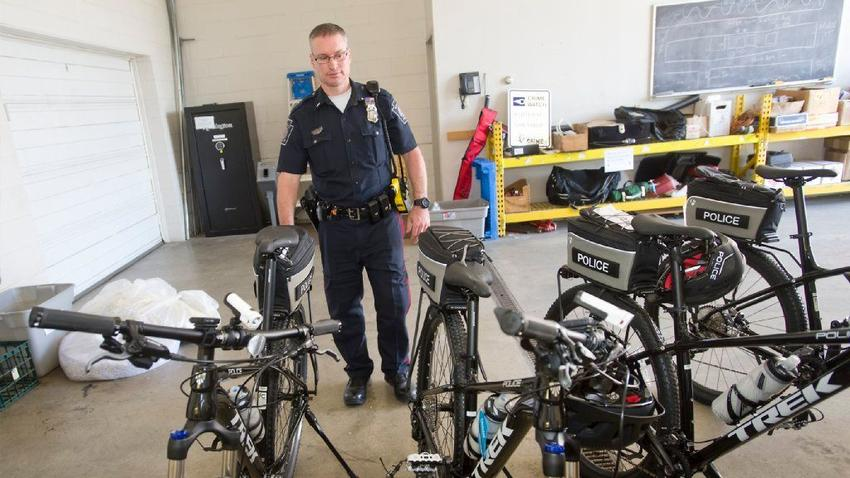 Whitehall police relaunch bike patrol program