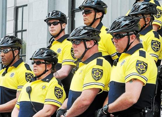 Montgomery County Sheriff's Department (PA) starts bicycle patrols