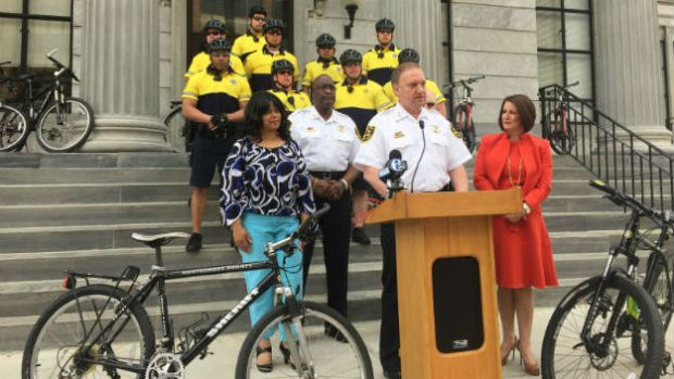 Montgomery County Sheriff's Office Gets New Bike Unit