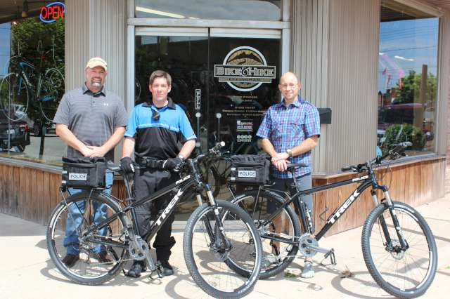 City Police Implementing Bicycle Patrol
