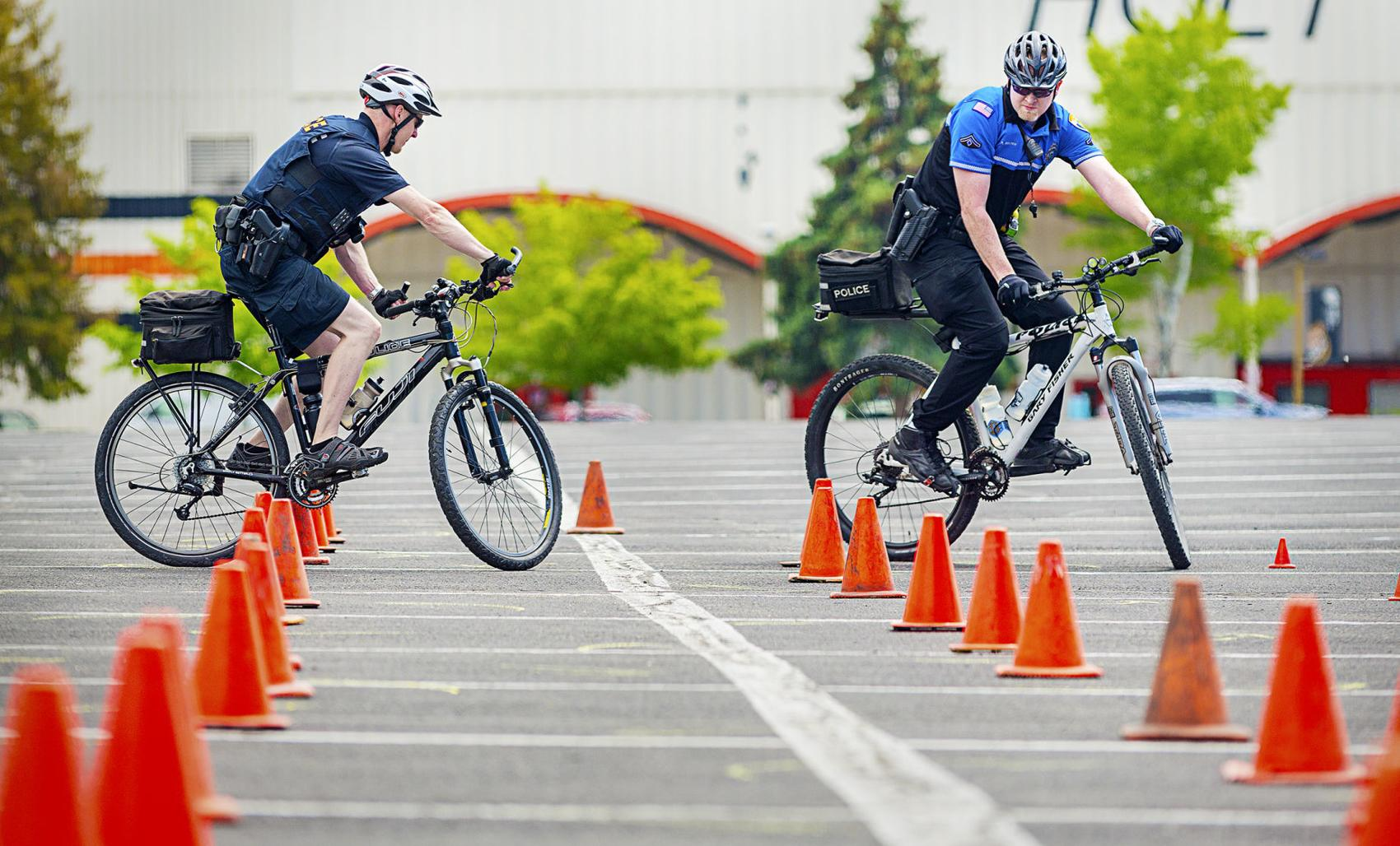 Bike patrol, more officers key factors in PPD's crime fighting strategy