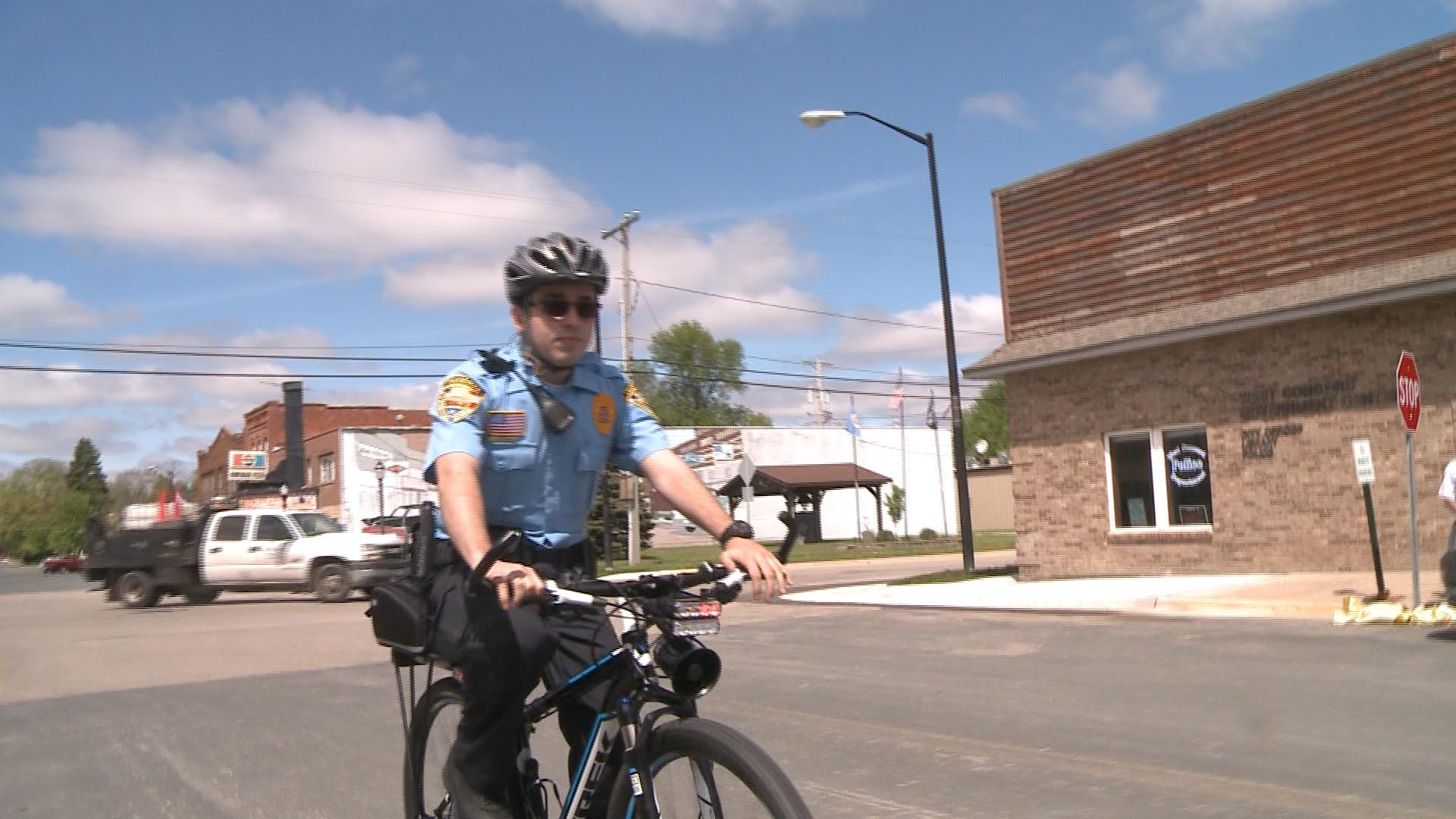 Police department adding a bike patrol unit