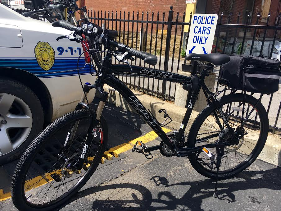 Taking it to the Streets: City of Clarksburg to Implement Police Bike Patrol This Coming Summer