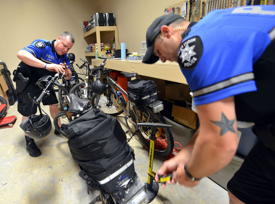 College Station police open workspace at Northgate