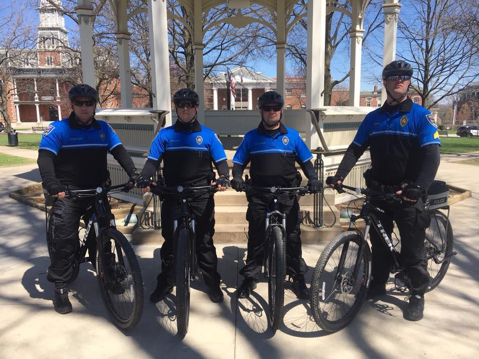 Bike unit another police program revived under Kinney