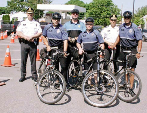 NP police bike patrols back on streets after 20-plus years
