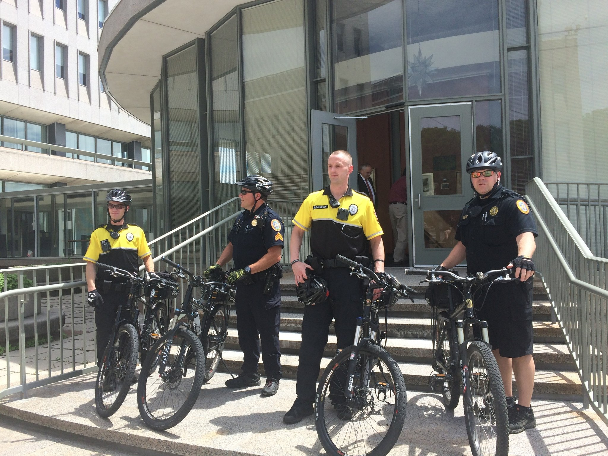 Bethlehem launches joint police bike patrols with Lehigh, Sands