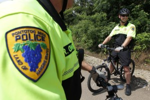 Bikes becoming effective community policing tool