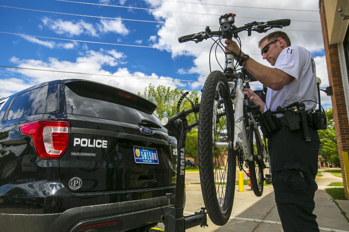 Clear Lake beefing up bicycle patrol