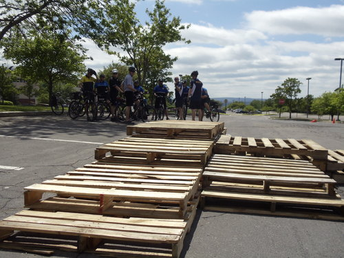 Ithaca College Hosts Annual Police Bike School