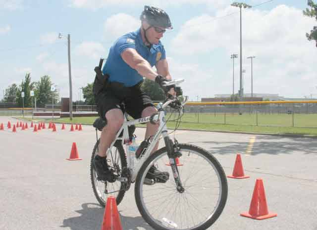 Claremore PD bike unit increases man power
