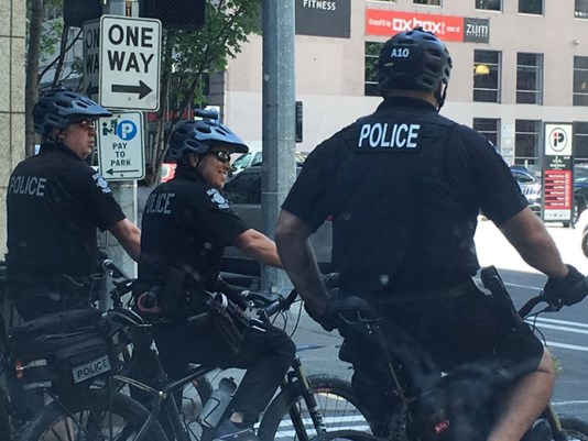 Seattle PD bike cops remain a leader nationally