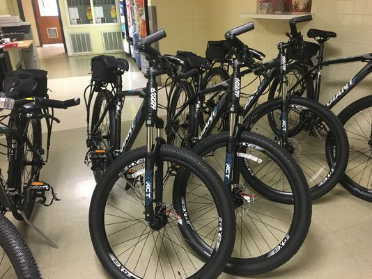 HPD receives patrol bicycles; training to start soon