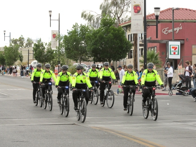 Henderson Police Department launches bicycle unit